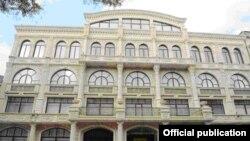 Azərbaycan Hesablama Palatasının binası