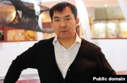 Ырысбек Дабей, писатель и бывший ответственный секретарь «Жас Алаша».