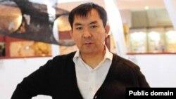 Писатель Ырысбек Дабей.