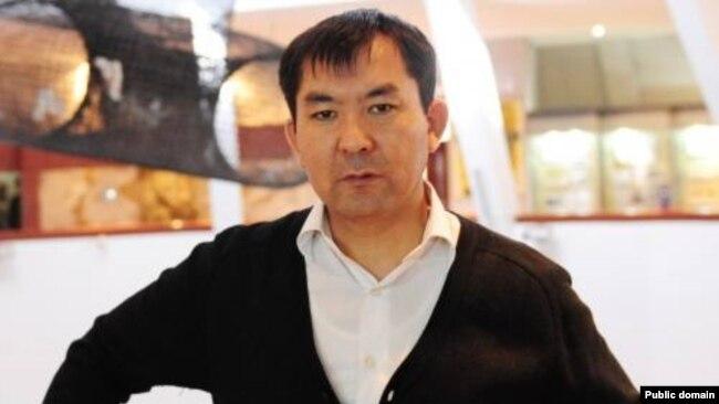 Поэт Ырысбек Дабейулы, роман которого занял первое место в литературном конкурсе «Рух».