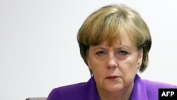 German Chancellor Angela Merkel's phone was reportedly targeted by U.S. intelligence agencies.