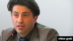 Disidentul azer Emin Rafiq Huseinov