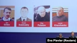 3 лютого прокуратура Нідерландіввисунула звинуваченнячотирьомпідозрюваниму справі щодо збиття літака рейсу МН17 в небі над Донбасом у липні 2014 року – трьом громадянам Росії і одному України