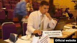 Кирил Ристовски, претседател и програмски директор на Флоразон.