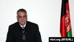 د اداري فساد پر وړاندې د مبارزې عالي ادارې مشر سید حسین فخري