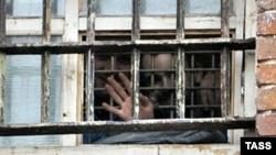 Заключенные в Бутырском следственном изоляторе