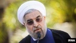 حسن روحانی روز چهارشنبه در مقابل خبرنگاران