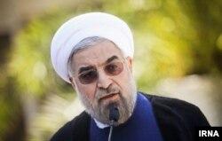 Иран президенті Хассан Роухани. Иран, 2 қазан 2013 жыл.