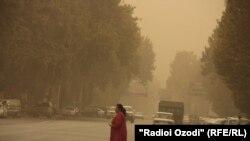 Душанбе накрыл «афганец»