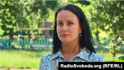 Анастасія Савельєва, жителька Краматорська