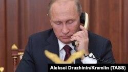 Президент России Владимир Путин может принести еще не один сюрприз перед выборами (архивное фото)