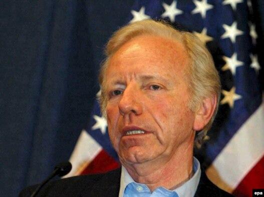 جوزف ليبرمن، سناتور مستقل از ايالت کنتيکت