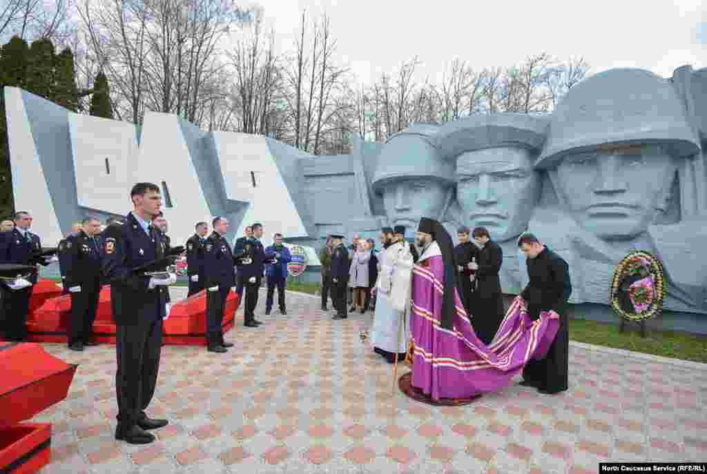 Представители духовенства региона также присутствовали на церемонии