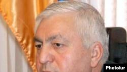 Заместитель начальника полиции Армении Ованнес Унанян (архив)