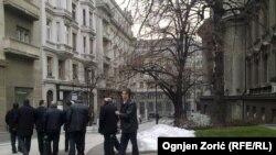Serbët e Kosovë në takimin me Nikoliqin për platformën