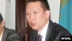 Данияр Канафин, адвокат.