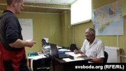 Владимир Кудинов на рабочем месте