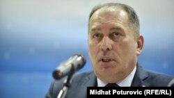 Nove prijetnje: Dragan Mektić