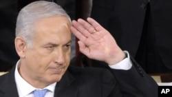 Премьер-министр Израиля Беньямин Нетаньяху