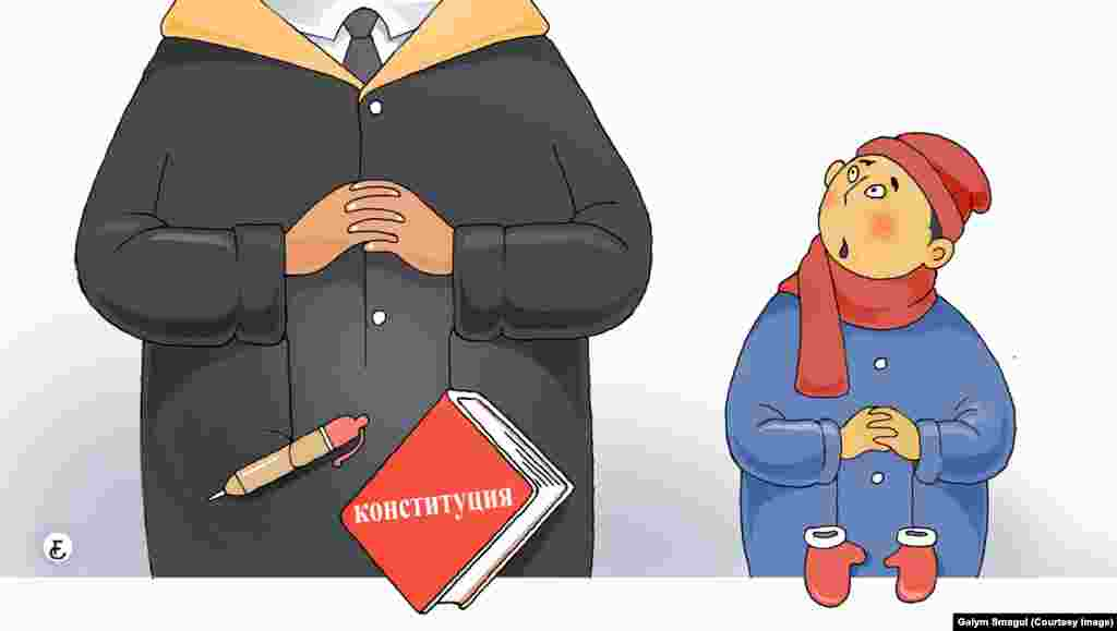 Қазақстанда конституцияға кезекті өзгеріс еніп, президенттің 40-қа жуық өкілеттілігі парламент пен үкіметке берілді.