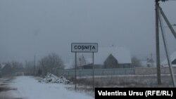 Iarna la Coșnița