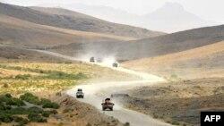 آرشیف، نیروهای اردوی ملی در کندهار
