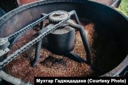 Приготовление урбеча
