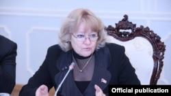Мыйзамдын демилгечиси Галина Скрипкина