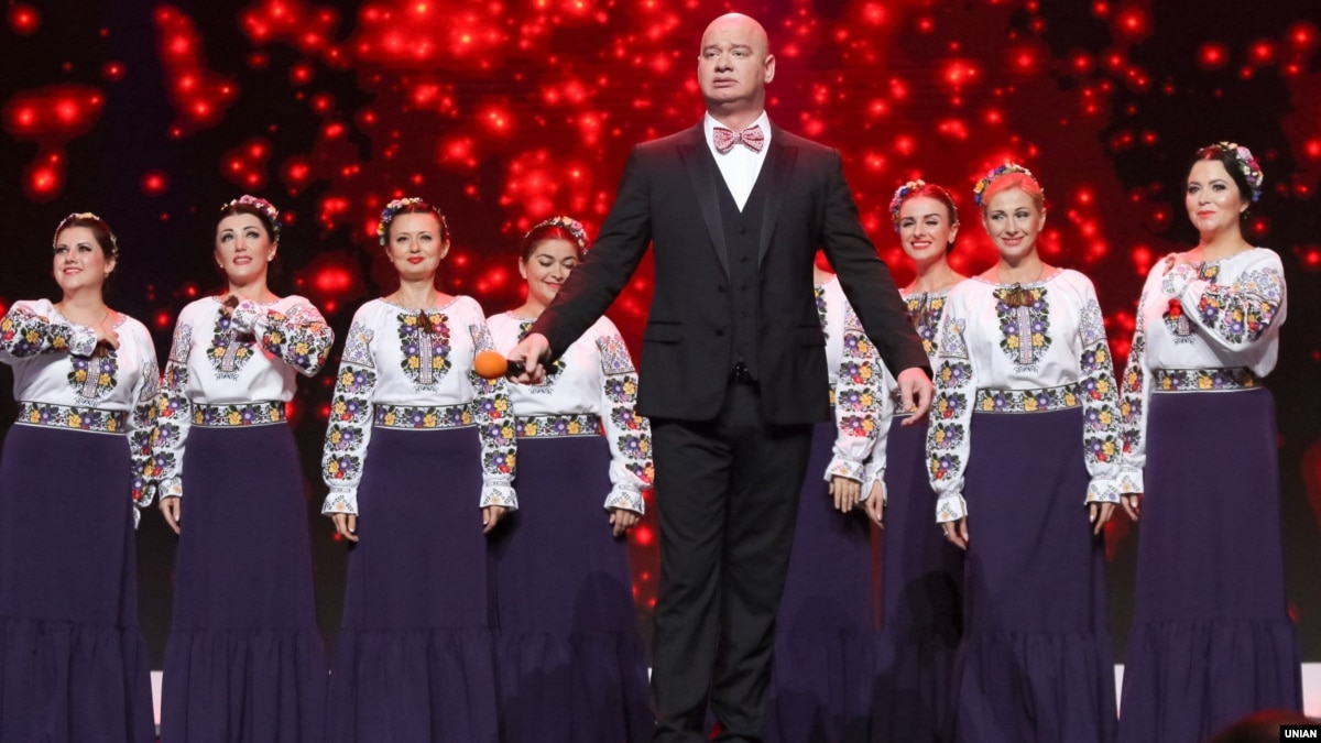 Off Key? Song Mocking Ex-Central Bank Chief Sparks Outrage In Ukraine
