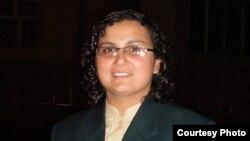 د پېښونخوا کرک سلما فېض د پاکستان ښځو کرکټ ټيم لوبغاړې