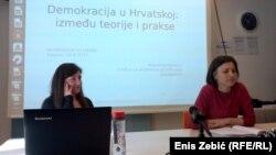 Emina Bužinkić i Anja Gvozdanović