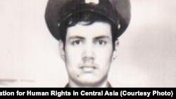 Узбекистанскиот активист за човекови права Гајбуло Јалилов