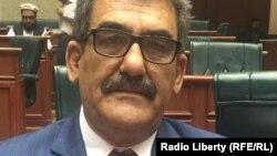 نثار احمد حارس عضو مشرانو جرگه افغانستان