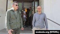 Адам Глобус і Павал Касьцюкевіч. Фэст апошняй цыгарэты.