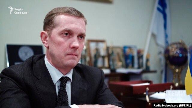 В.о. директора держпідприємства «Артемсіль» Володимир Доля