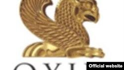 Логотип британской компании Oxus Gold.