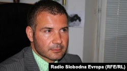 Словенечкиот амбасадор во Македонија Алан Брајан Берган