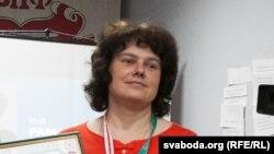 Іна Рамашэўская