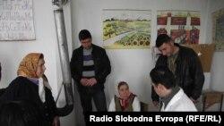 Бесплатни прегледи на населението од кумановските села
