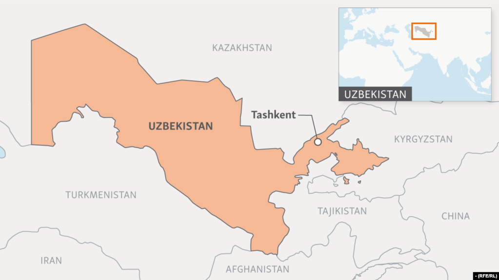 Tashkent Says The U S Citizen Is Wanted On Various Charges Including Saboteur Activities