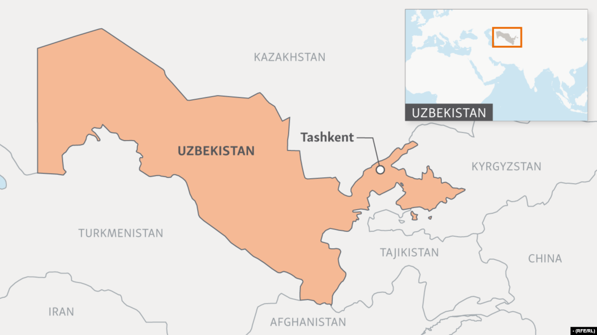 Two Suspects Detained In Connection With Uzbek Gay Murder