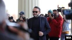 """Орце Камчев пред суд како сведок за случајот """"Рекет"""""""