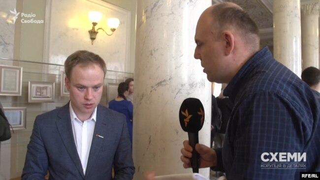Те ж журналістам підтвердив і Ярослав Юрчишин. Він заявив, що не вважає це подарунком