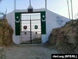 د ننګرهار په دور بابا ولسوالۍ کې پاکستان پر ډېورنډ کرښه ور لګولی
