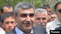 Սուրեն Սիրունյանը համաներմամբ ազատ է արձակվել, Երեւան, 22-ը հունիսի, 2009թ.