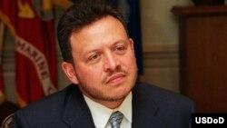 Јорданскиот крал Абдула Втори