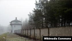 Zgrada nekadašnjeg logora u Zaksenhauzenu