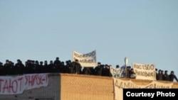 Бунт в Копейской колонии, ноябрь 2012 года