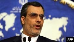 Официальный представитель министерства иностранных дел Ирана Хосейн Джабир Ансари.