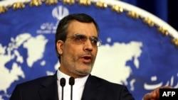 حسین جابری انصاری، سخنگوی وزارت خارجه ایران